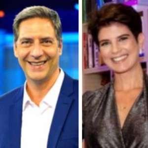 Apresentadores e jornalistas de TV que mudaram de ...