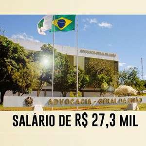 AGU promove em um só dia 606 procuradores ao topo da carreira, com salário de R$ 27,3 mil