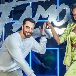 Felipe Titto comenta treinos para o 'Dança dos Famosos': ...