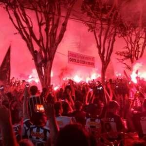 PM de Minas proíbe 'Rua de Fogo' antes do jogo contra o ...