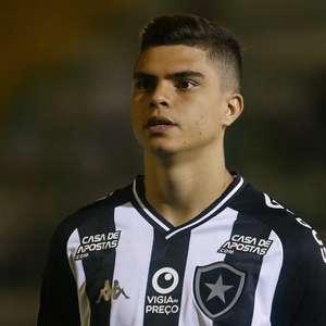 Após conversa com Autuori, Fernando é liberado do Botafogo