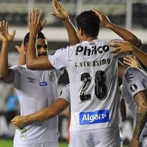 Santos busca vitória contra o Delfin para não deixar ...
