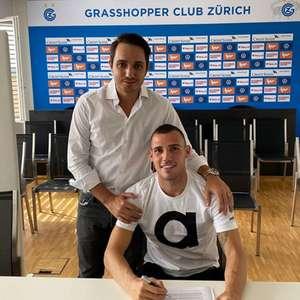 Léo Bonatini chega ao Grasshoper Zurich para comandar ...