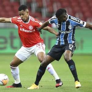 Grêmio vence Gre-nal por 1 a 0 e se recupera na Libertadores