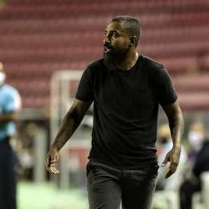 Coelho lamenta derrota, mas foca no próximo jogo: 'Temos ...