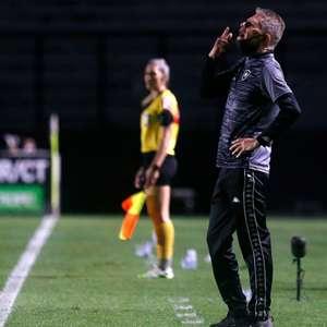 Autuori valoriza classificação do Botafogo: 'Não sofremos'