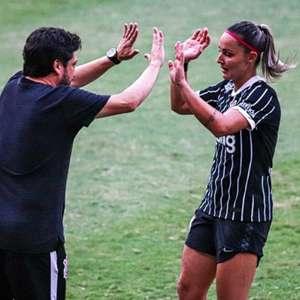 Corinthians vence o Iranduba e segue no topo do ...