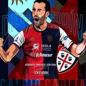 Cagliari anuncia a contratação do zagueiro uruguaio ...