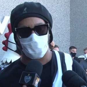 Ronaldinho confessa saudades de BH: 'Sempre um prazer ...