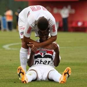 São Paulo Sub-20 estreia com vitória sobre o Furacão no ...