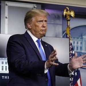 Trump não se compromete a fazer transição pacífica se perder