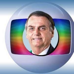 Globo obrigada a 'engolir' Bolsonaro entre mais influentes