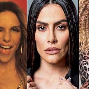 Ivete Sangalo, Cleo Pires e Gaby Amarantos compartilham ...