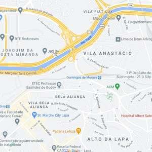 Google Maps mostrará áreas com mais casos novos de covid-19