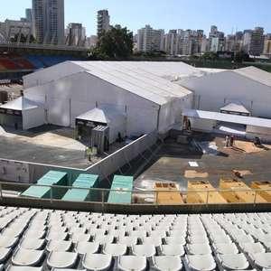 Hospital de campanha do Ibirapuera será fechado