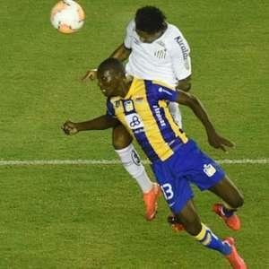 Santos obtém terceira vitória na Libertadores e se ...