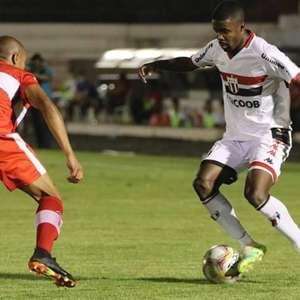 Com um a menos, CRB vence, afunda Botafogo-SP e entra na ...
