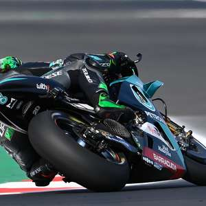 Morbidelli voa no fim e lidera treino 2 da MotoGP na ...
