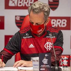 Mesmo após declaração de Landim, Flamengo demite ...