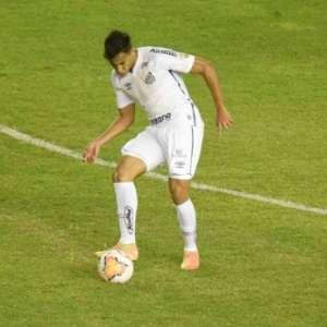 Kaio Jorge, do Santos, tem versatilidade elogiada por ...