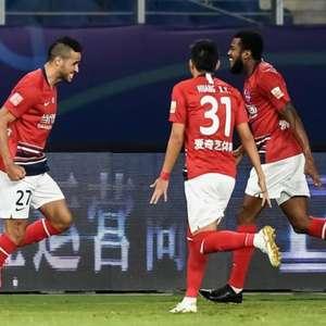 Alan Kardec brilha, Chongqing Dangdai goleia com um ...