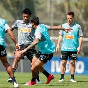 Corinthians se reapresenta e inicia preparação para ...