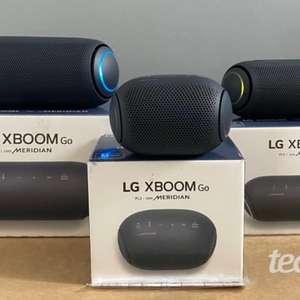LG Xboom PL2, PL5 e PL7 são novas caixas de som ...