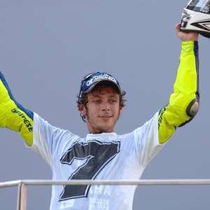 Na Garagem: Rossi termina GP da Malásia em segundo e ...
