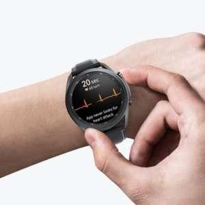 Galaxy Watch Active 2 é atualizado com app de ECG e ...
