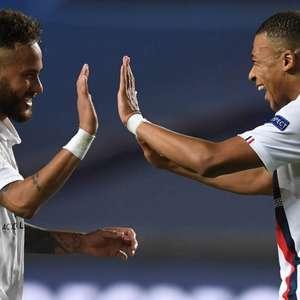 Com Neymar e Mbappé, PSG encara Reims pelo Campeonato ...