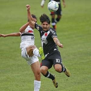 Andrey, Benitez e Graça desfalcam o Vasco contra o RB Bragantino