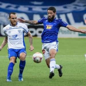VÍDEO: Veja o gol da vitória do Avaí contra o Cruzeiro pela Série B