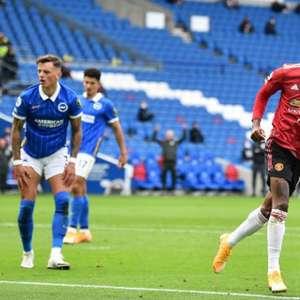 Que jogo maluco! Manchester United vence o Brighton com ...