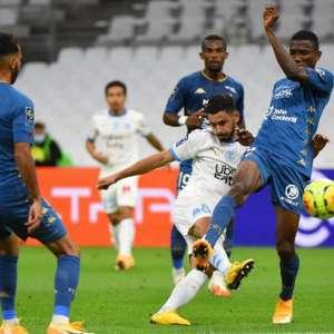 Olympique de Marseille marca nos acréscimos e garante ...