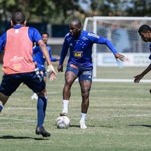 Cruzeiro define situação de Sassá: ele ficará no grupo que disputa a Série B