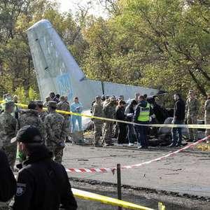 Queda de avião militar na Ucrânia deixa 26 mortos