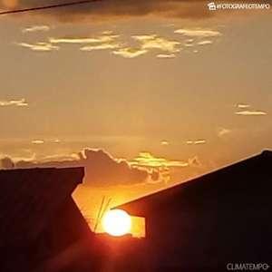 Novo recorde de calor em Campo Grande(MS)