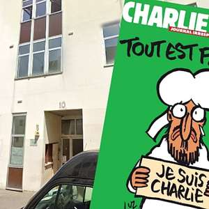 Antiga sede do Charlie Hebdo vira ponto turístico do horror