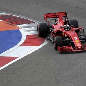"""Arrisquei e perdi o carro"": Vettel explica acidente que ..."