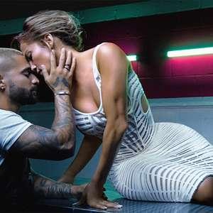 Jennifer Lopez e Maluma vivem romance criminal em dois ...