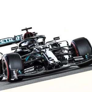 Hamilton supera batida de Vettel e fatura pole-position