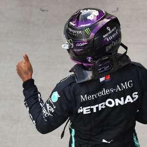 Drama de Hamilton na classificação muda GP da Rússia e ...
