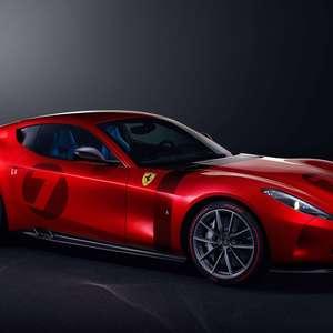 Ferrari Omologata, um carro de sonho para um único cliente