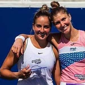 Bia Haddad conquista 3º título em Portugal e Carol Meligeni é campeã nas duplas