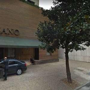 Assaltante morre após roubo em frente a hotel de luxo