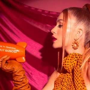 Marina Ruy Barbosa usa look grifado e vence como Artista ...