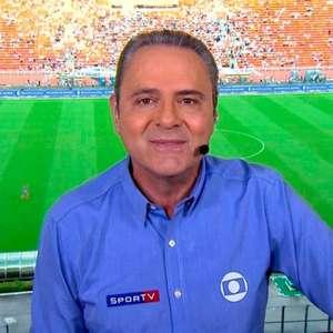 Globo abre transmissão sem saber se teria partida; Luís ...