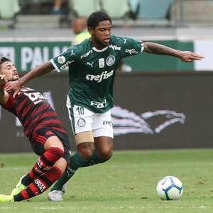Novela: Palmeiras e Flamengo têm capítulo decisivo por jogo no Allianz
