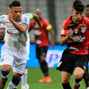 Santos defende pênalti e garante vitória do Athletico-PR ...