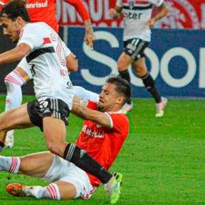 Igor Gomes lamenta resultado no Beira-Rio: 'Não matamos ...